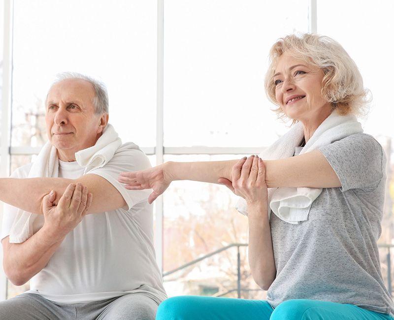 Fisioterapia na Terceira Idade